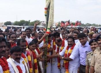 'என்னை 'லந்து' செய்றீங்க'- செய்தியாளர்களிடம் கலகலத்த அமைச்சர் செல்லூர் ராஜூ