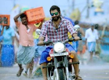'பிசிறில்லாம செஞ்சு முடிச்சுடலாம்' - விக்ரமின் ஸ்கெட்ச் டீசர்