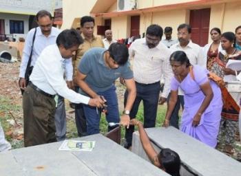 '10 நாள்களில் டெங்கு முழுமையாகக் கட்டுப்படுத்தப்படும்' - நெல்லை மாவட்ட ஆட்சியர் நம்பிக்கை