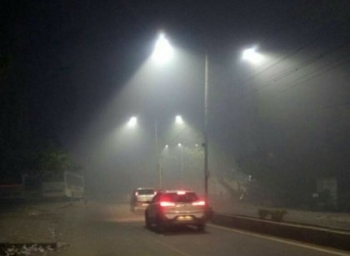 புகை மூடிய சென்னை... காற்றின் தரம் பாதிக்கப்பட்டிருக்கிறதா? #AirQualityIndex