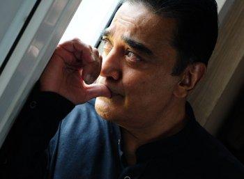 `ஊடக உந்தல் கருதி கட்சியை அறிவிக்க முடியாது': கமல்
