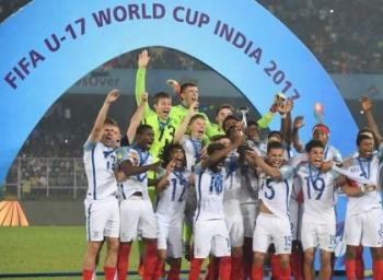 அண்டர் 17 சாம்பியனானது இங்கிலாந்து - த்ரீ லயன்ஸின் மிரட்டல் கம்பேக்! #FIFAU17WC