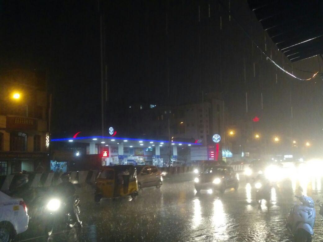 சென்னை மழை
