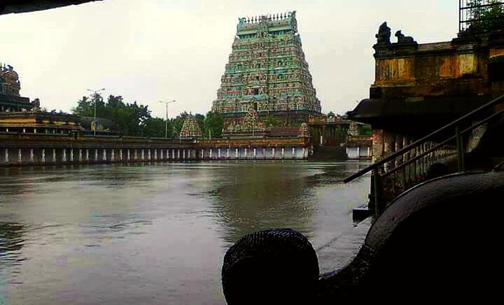 சிதம்பரம் நடராஜர் கோவில் குளம்