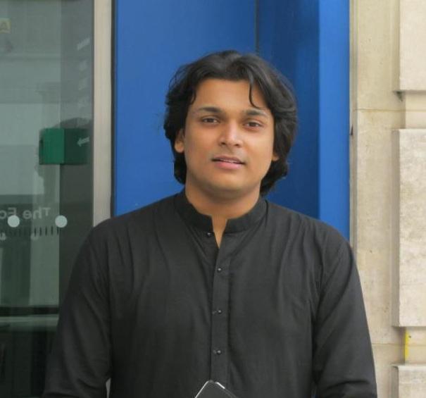 ராஹுல் ஈஸ்வர்