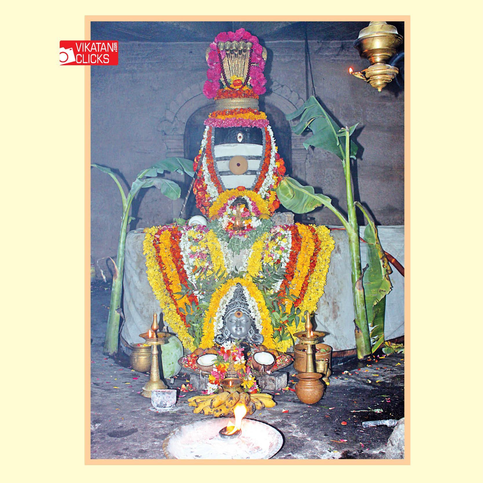 காஞ்சி ஸ்ரீஓணகாந்தன்தளி ஓணகாந்தேஸ்வரர்