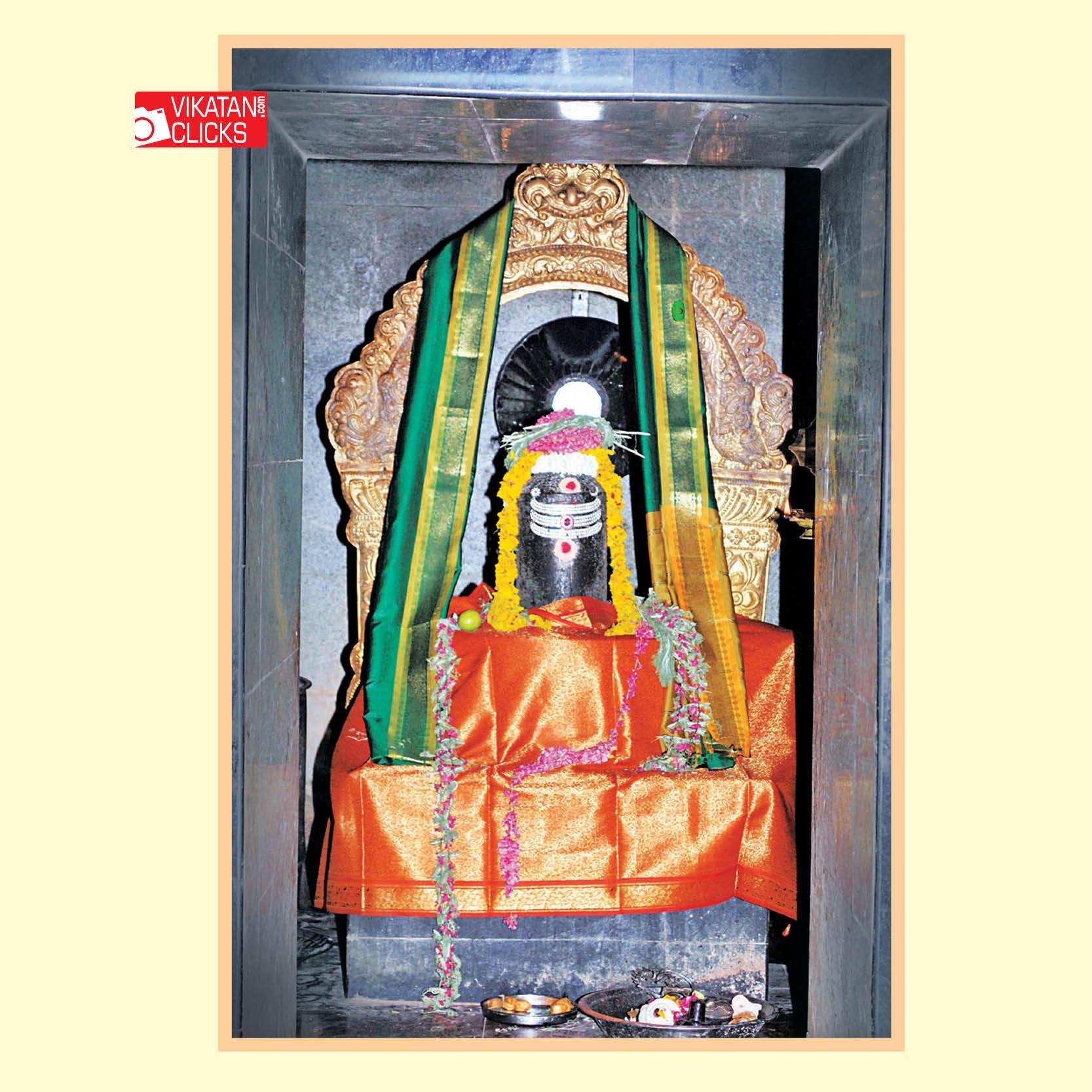 பெரியமணலி ஸ்ரீநாகேஸ்வரர்