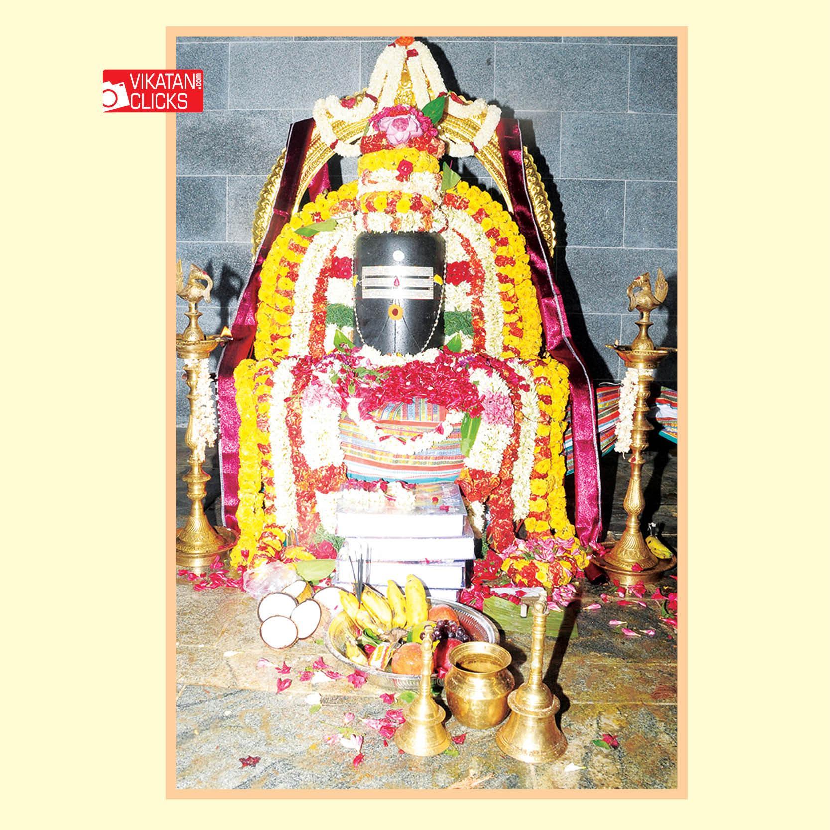 பாக்கம் ஸ்ரீஆனந்தீஸ்வரர்