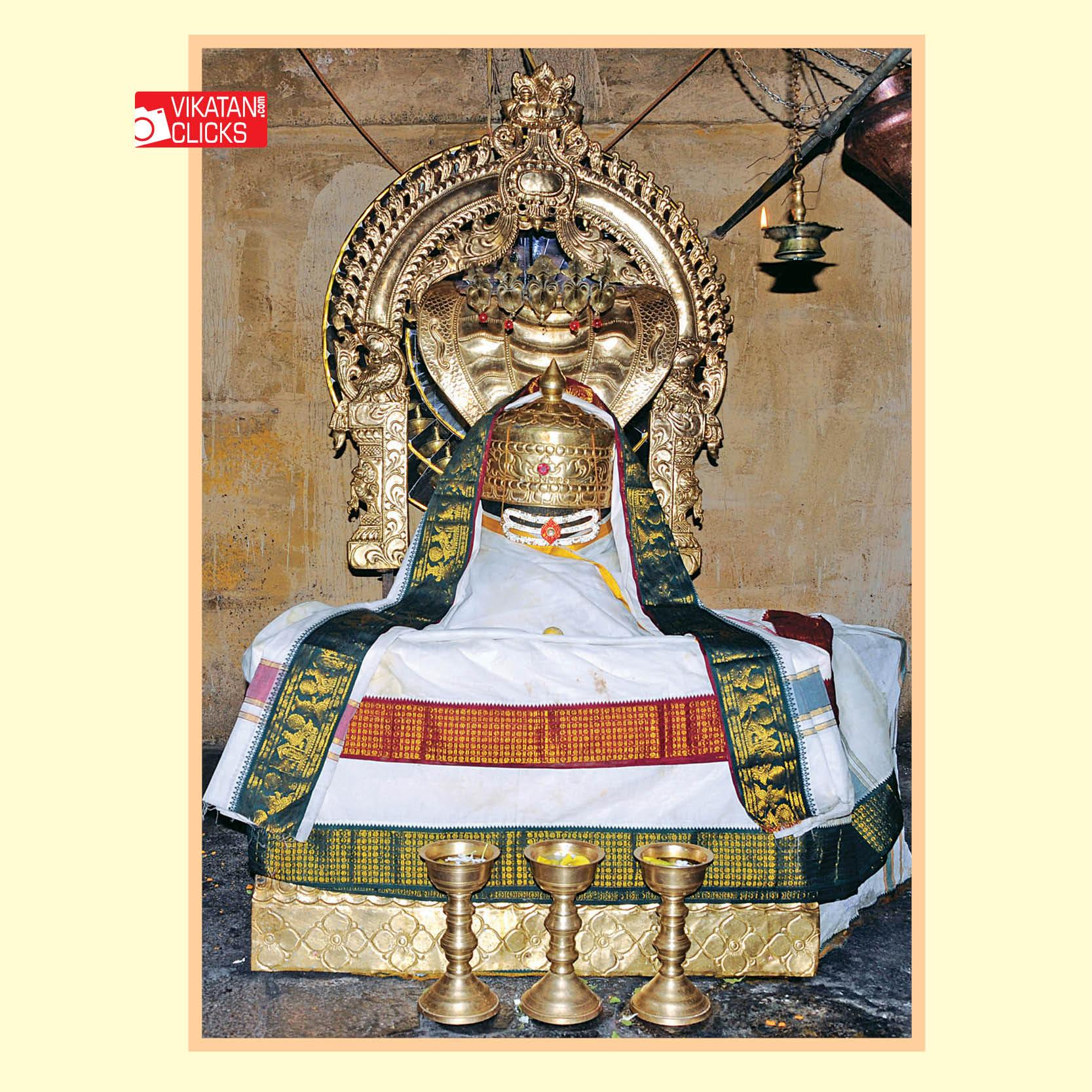கருங்குளம் ஸ்ரீமார்த்தாண்டேஸ்வரர்