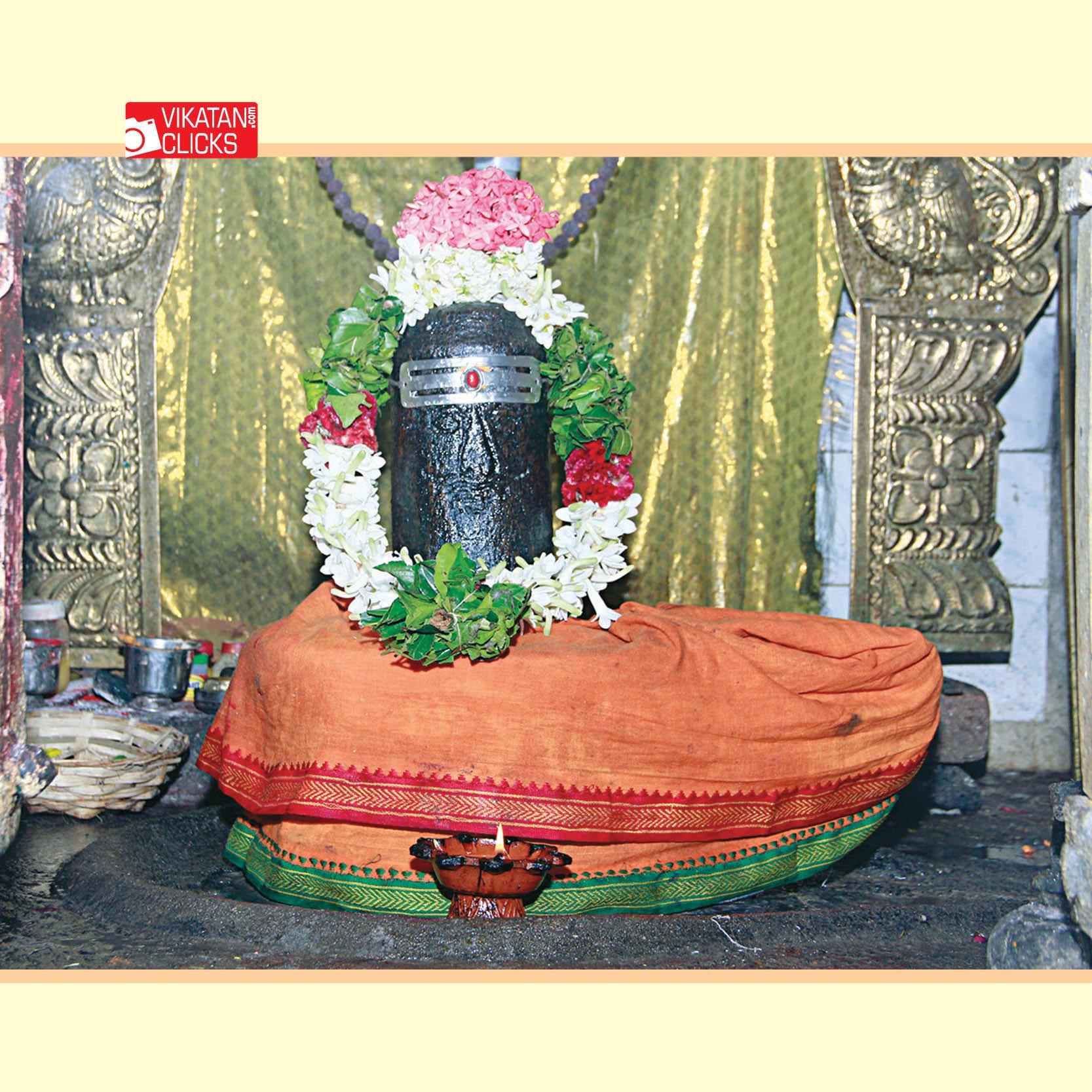 குட்டையூர் ஸ்ரீமாதேஸ்வரர்