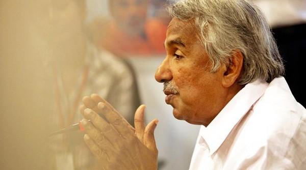 உம்மன் சாண்டி