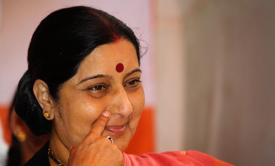 சுஷ்மா ஸ்வராஜ்