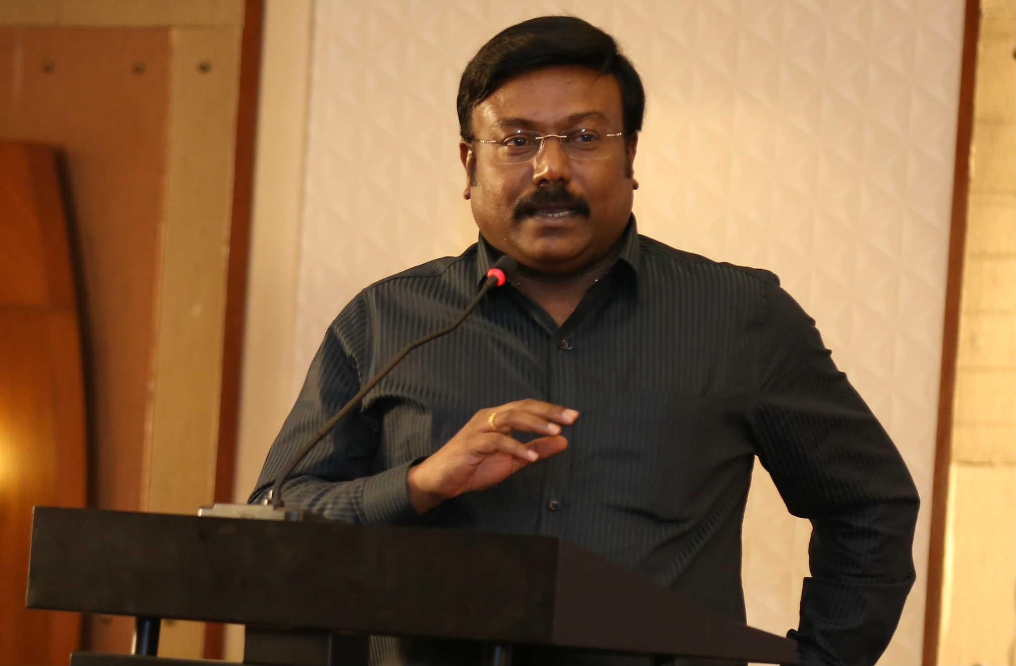 சாம் ராஜேஸ்வரன்