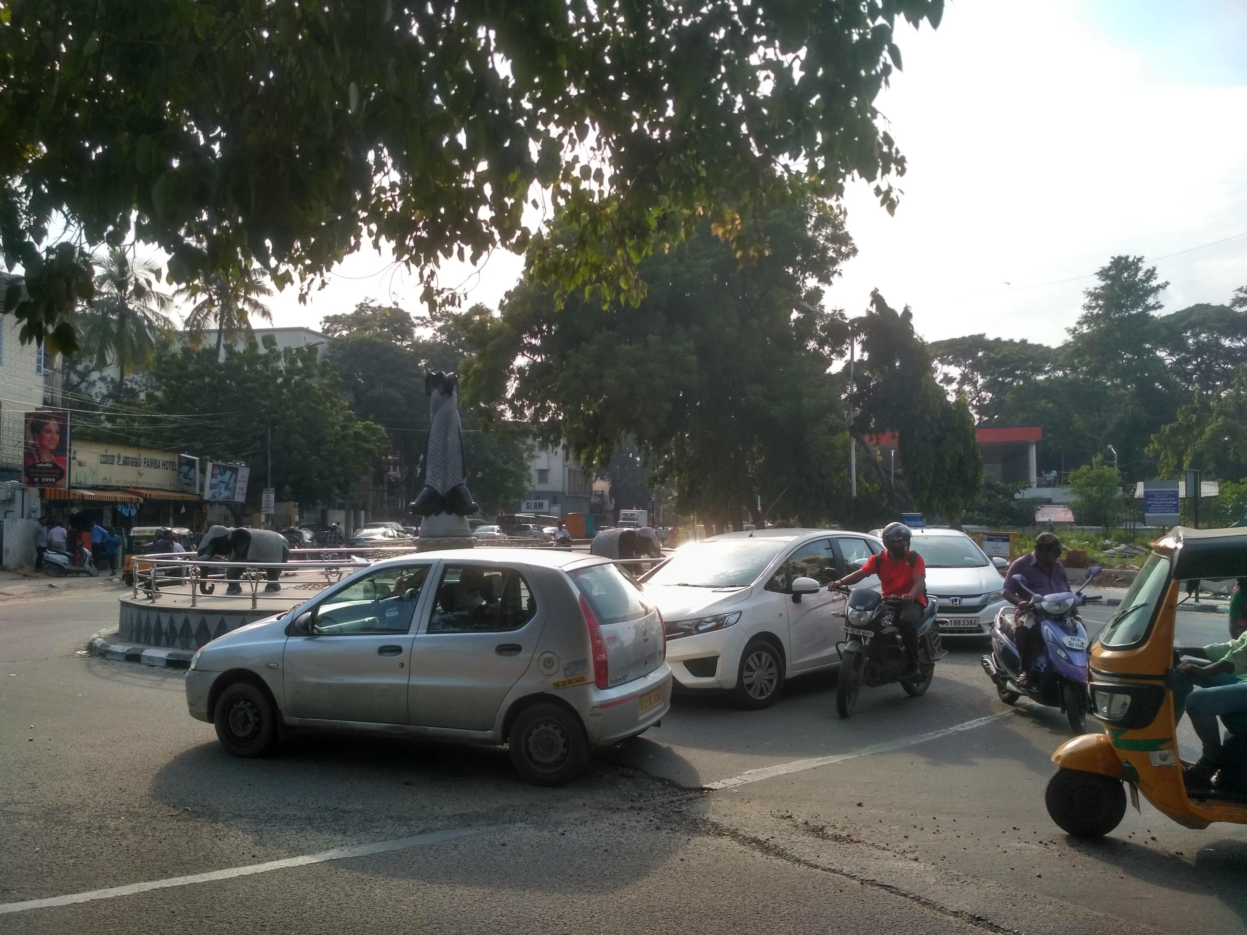 காசா மேஜர் சாலை