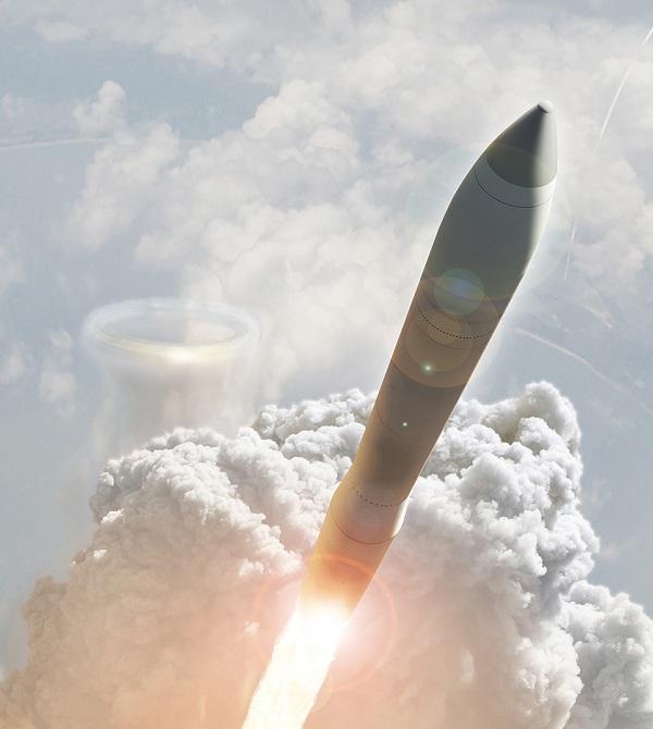 LGM-30G Minuteman-III
