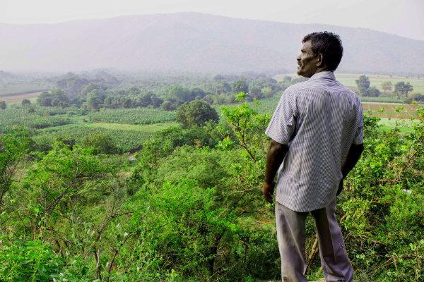 யானை ராமசாமி - சத்தியமங்கலம் காடு