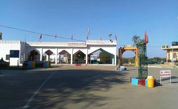 ராஜஸ்தான் கதைகள் - தன்னோட் கோவில்