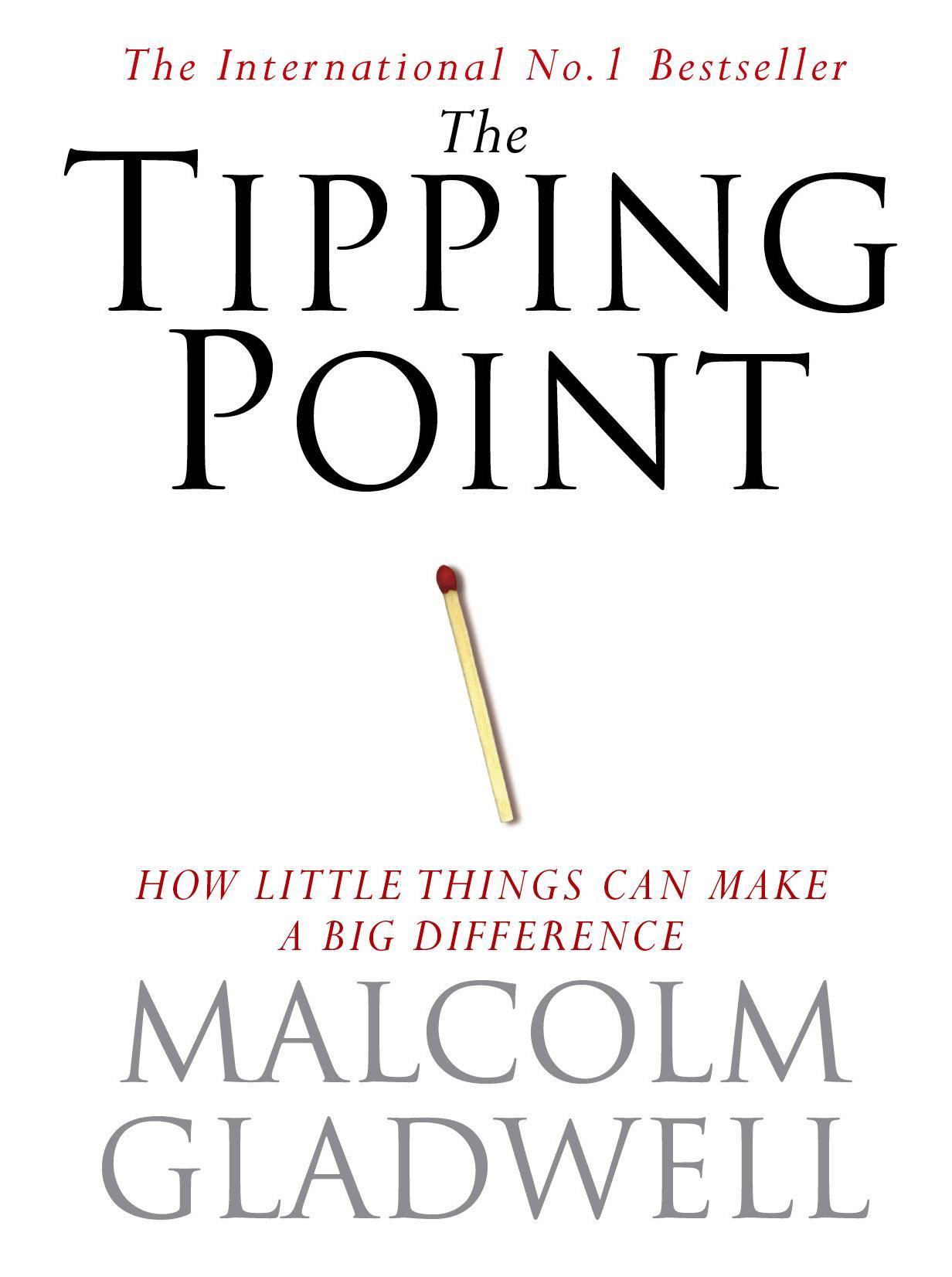 TippingPoint - மால்கம் க்ளாட்வெல்