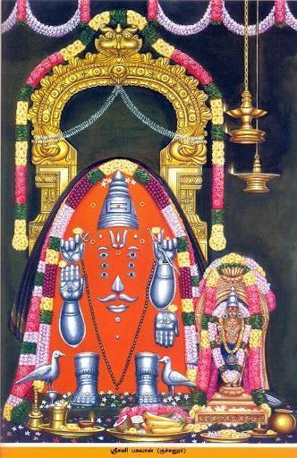 சுயம்பு சனீஸ்வரர்