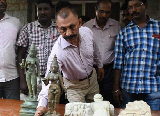 சிலை கடத்தல், idol smuggling