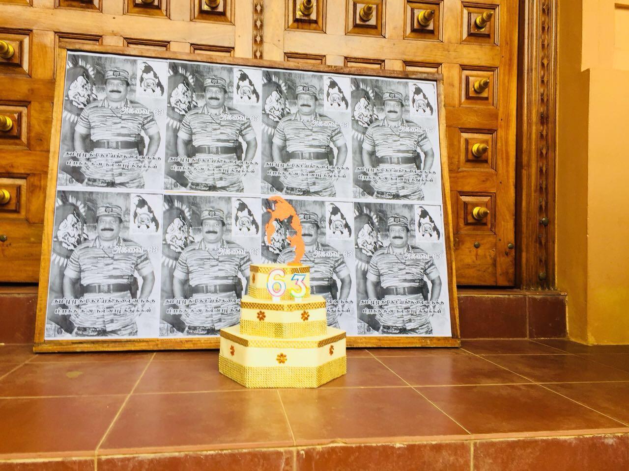யாழ்ப்பாணத்தில் கொண்டாடப்பட்ட பிரபாகரன் பிறந்தநாள் விழா