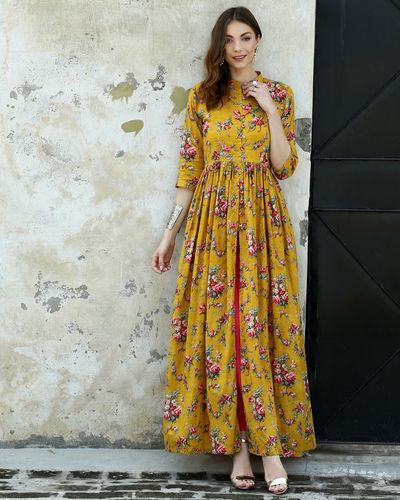இண்டோ-வெஸ்டர்ன்  #Fashion