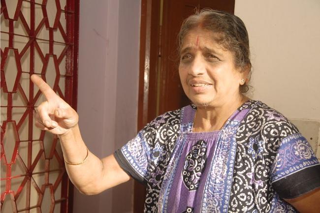 ஜெயலலிதா உறவினர் லதா