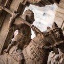 `நமக்கும் மேலே ஒருவன்... அவனே உள்ளிருக்கும் இறைவன்' - ஆவுடையார் கோயில் அதிசயங்கள்! - #VikatanPhotoStory
