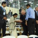 வெற்றிகரமாக நிறைவடைந்த கால்பந்து உலகக்கோப்பை: மம்தாவுக்குப் பாராட்டு