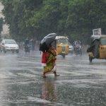 தென் தமிழகத்தில் ஒருசில இடங்களில் மட்டுமே மழை: வானிலை மையம்