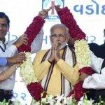 கவலையில் குஜராத் பி.ஜே.பி முகாம்... மோடி மந்திரம் கை கொடுக்குமா?