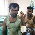 இந்தியில் பேசக் கூறி தமிழக மீனவர்கள் மீது இந்தியக் கடலோரக்காவல் படை தாக்குதல்