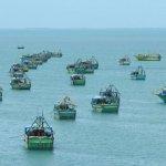 ராமேஸ்வரம் - மண்டபம் பகுதி மீனவர்கள் 8 பேர் இலங்கை கடற்படையினரால் சிறை பிடிப்பு