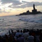 கன்னியாகுமரி மாவட்டத்தில் சுனாமி ஒத்திகைப் பயிற்சி..!
