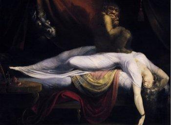 தூங்கும்போது உங்களை பேய் அமுக்கியிருக்கிறதா... இதுதான் அந்தப் பேய்! #SleepParalysis