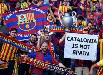 கேடலோனியா - கால்பந்து மட்டும் பிரச்னை அல்ல... இது 400 ஆண்டு கால தனிநாடு தாகம்! #Catalonia #MustRead #VikatanExclusive