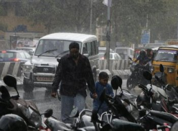40 நாள்களில் பெய்த மழையின் அளவு... நாகை, சென்னை மாவட்டங்களில் அதிகம்!