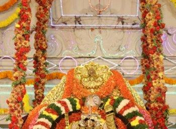 திருப்பதி - திருச்சானூர் பிரம்மோற்சவம்... பத்மாவதி தாயார் எழுந்தருளும் வாகனங்கள்! #VikatanPhotoStory