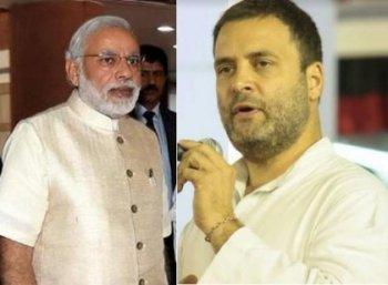 குஜராத் தேர்தல் விநோதங்கள்... மோடியை காப்பி அடிக்கிறாரா ராகுல்?