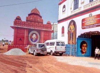 எம்.ஜி.ஆர் நூற்றாண்டு விழா: புலம்பும் சிவகங்கை மக்கள்