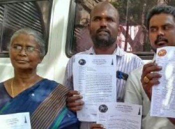 `தீரன் அதிகாரம் ஒன்று' திரைப்படத்தைத் தடைசெய்ய கோரிக்கை!