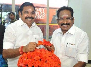 'பேட்டி கொடுக்காதீங்க'- எச்சரித்த முதல்வர்; எஸ்கேப் ஆன செல்லூர் ராஜு
