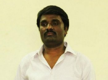 அமைச்சரின் பாதுகாப்பில் இருக்கிறாரா அன்புச்செழியன் ? #VikatanExclusive