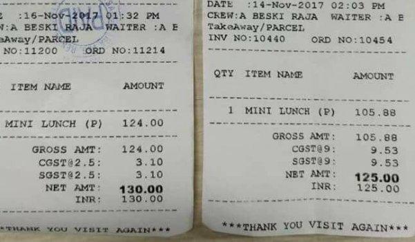 ஓட்டலுக்குப் போறப்ப உஷார்... ஜி.எஸ்.டி குறைந்தாலும் விலை குறைக்காத உணவகங்கள்..! #GST