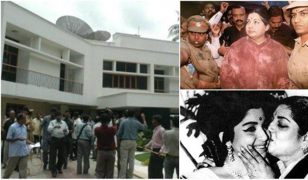 சந்தியா, எம்.ஜி.ஆர், சோ, ஜெயலலிதா... இது போயஸ் கார்டன் வீட்டின் கதை!
