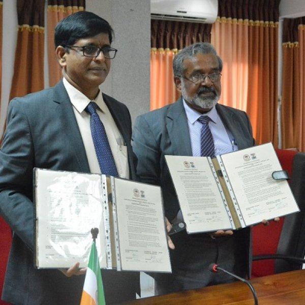இலங்கைக் கல்வி நிறுவனத்துடன் நெல்லை பல்கலைக்கழகம் ஒப்பந்தம்!