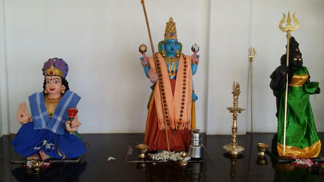 சாஸ்தா பெருமாள் பிரம்ம சக்தி அம்மன்