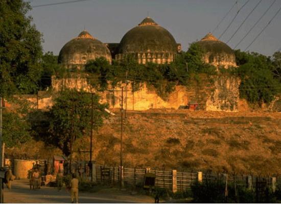 babri masjid, பாபர் மசூதி
