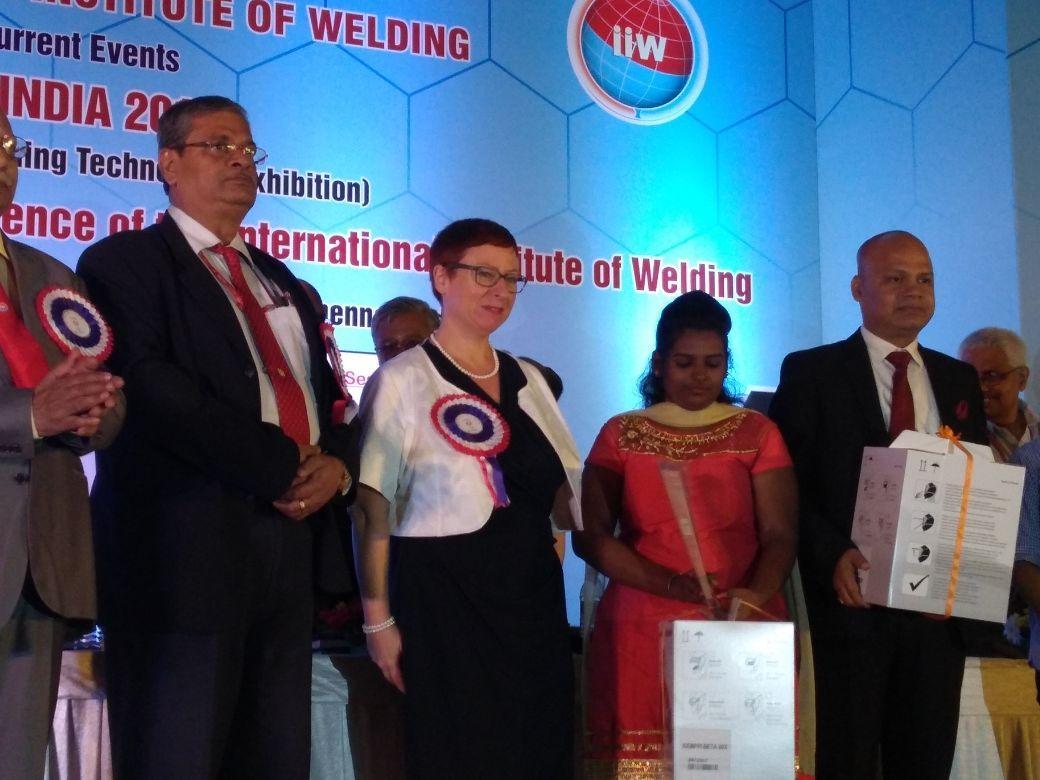 வெல்ட் இந்தியா 2017