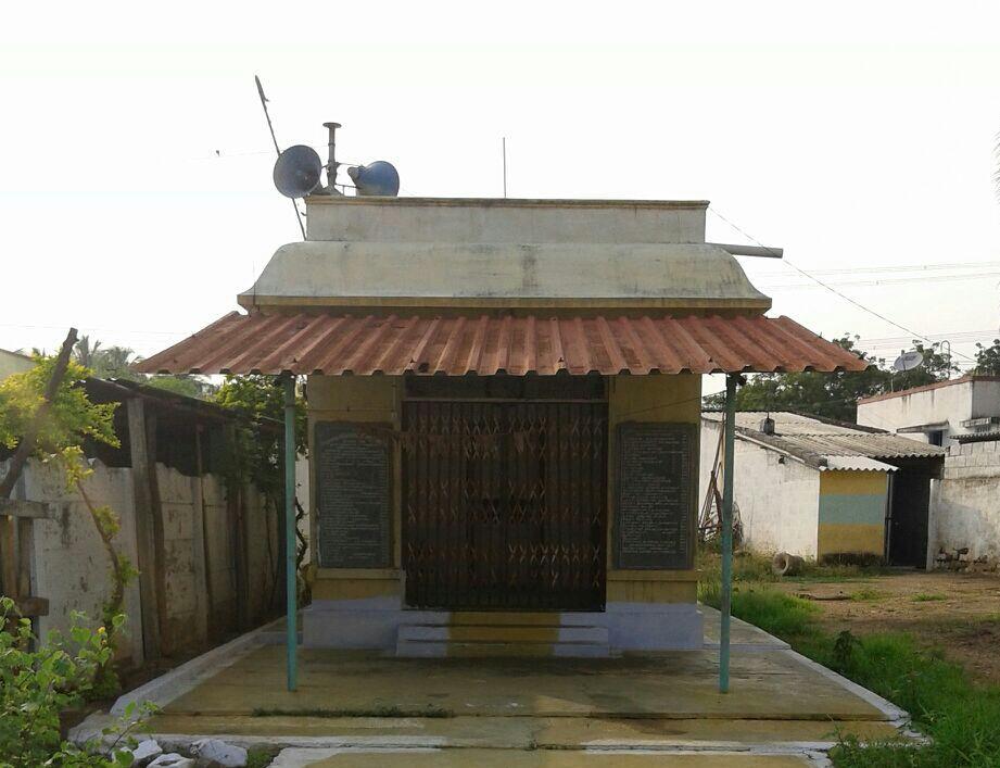 வீரமாத்தி அம்மன் கோயில்
